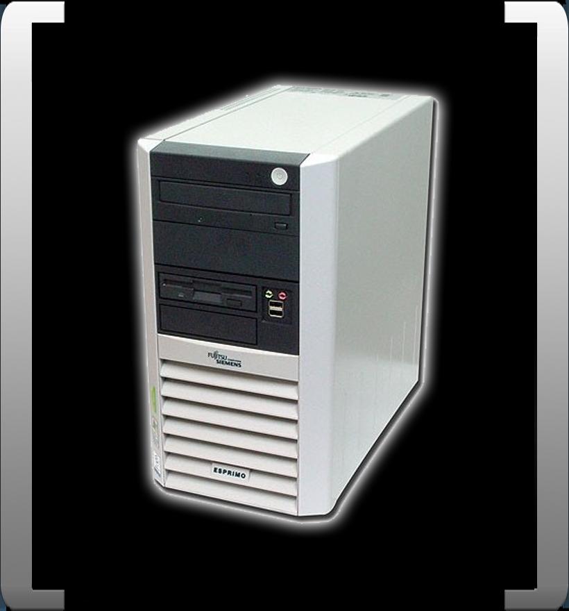 FSC-ESPRIMO-P5915-Intel-Pentium-3-0-GHZ-2-GB-RAM-80-GB-HDD-DVD-RW-XP-PROF-WIN