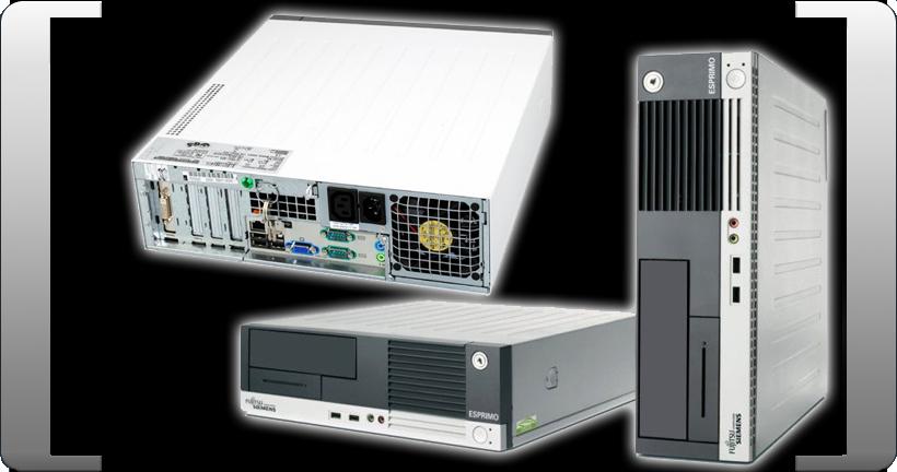 FUJITSU-SIEMENS-FSC-ESPRIMO-E5615-AMD-AM2-3200-256-MB-DDR2-RAM-VGA-USB-SATA-TOP
