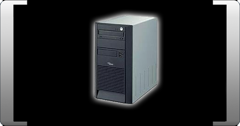 FSC-FUJITSU-SIEMENS-ESPRIMO-P2500-3-2-GHZ-INTEL-P4-1-GB-RAM-80GB-HDD-WINDOWS-XPP